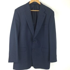 Burberry Suit Jacket Blazer Mens 44L